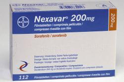 Bayer-Nexavar-sorafenib